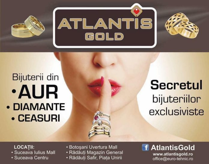 Banner Atlantis Gold