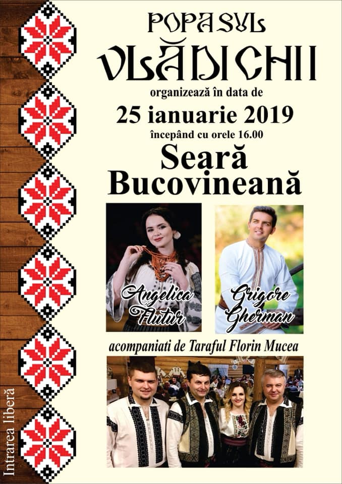 Poster-Seara-Bucovineana-Popasul-Vladichii-25-Ianuarie