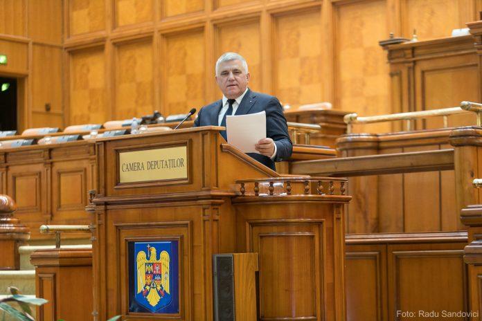 Deputat Dumitru Mihalescul Declaratie de Presa