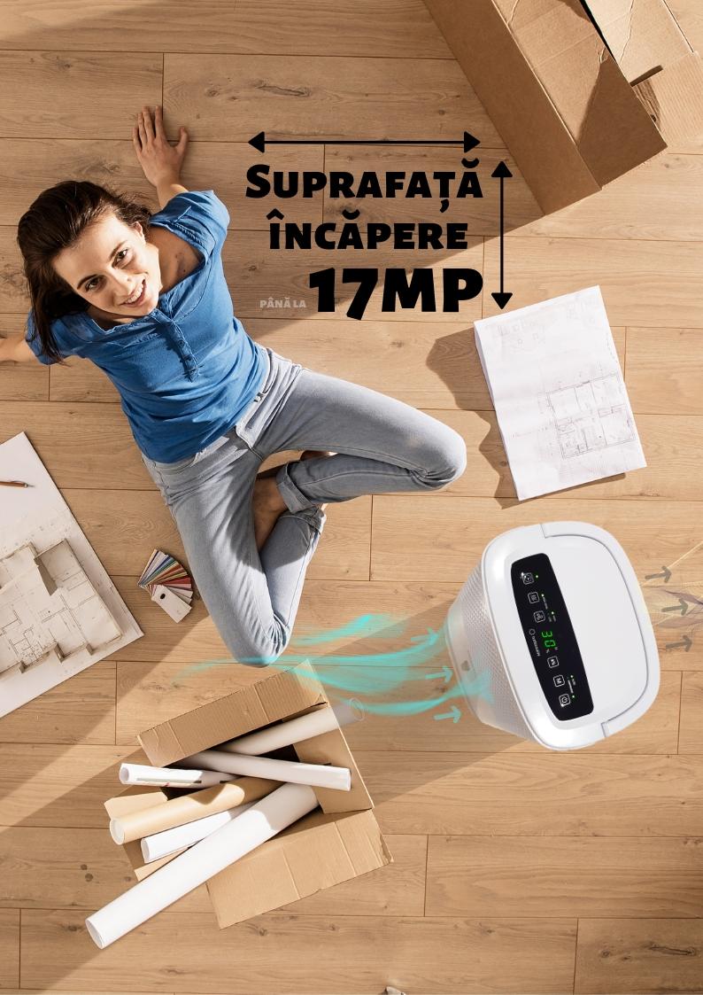 Dezumidificator Smart 12