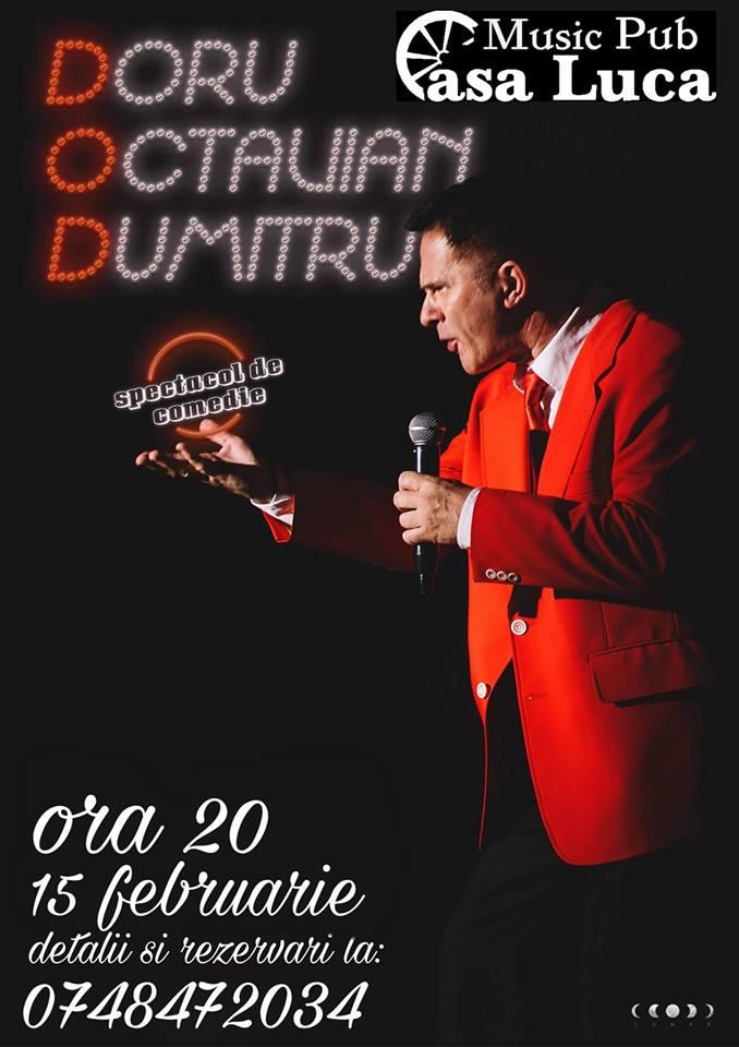 Doru Octavian Dumitru Casa Luca Radauti