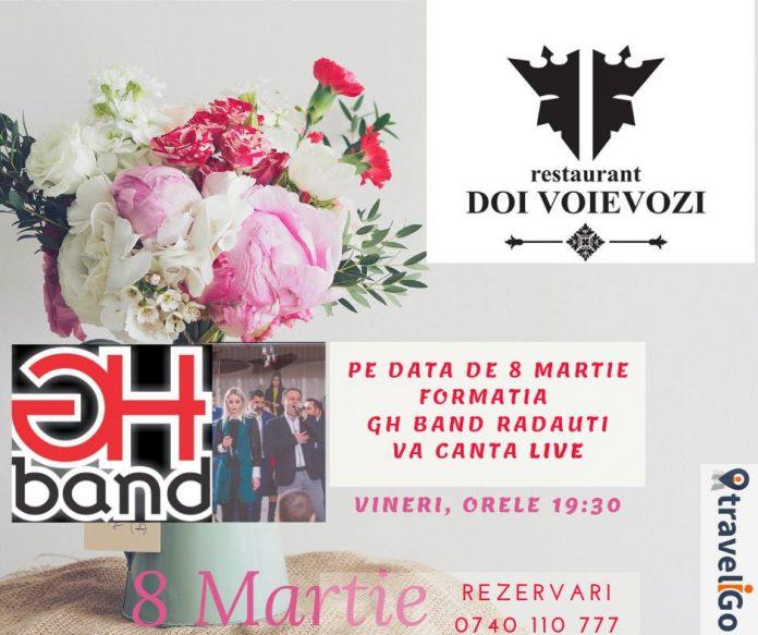GH Band la Restaurant Doi Voievozi de 8 Martie