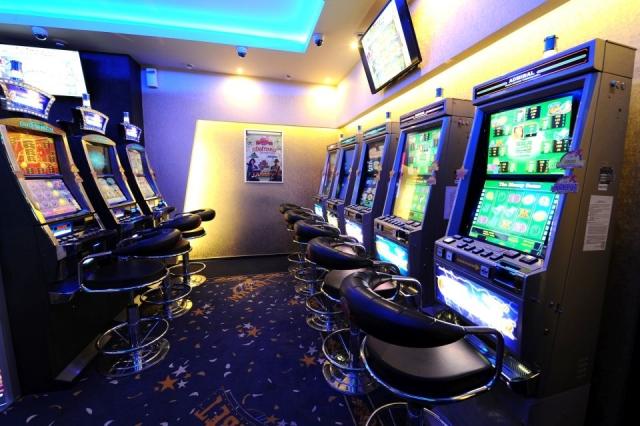 Sala de jocuri Radauti