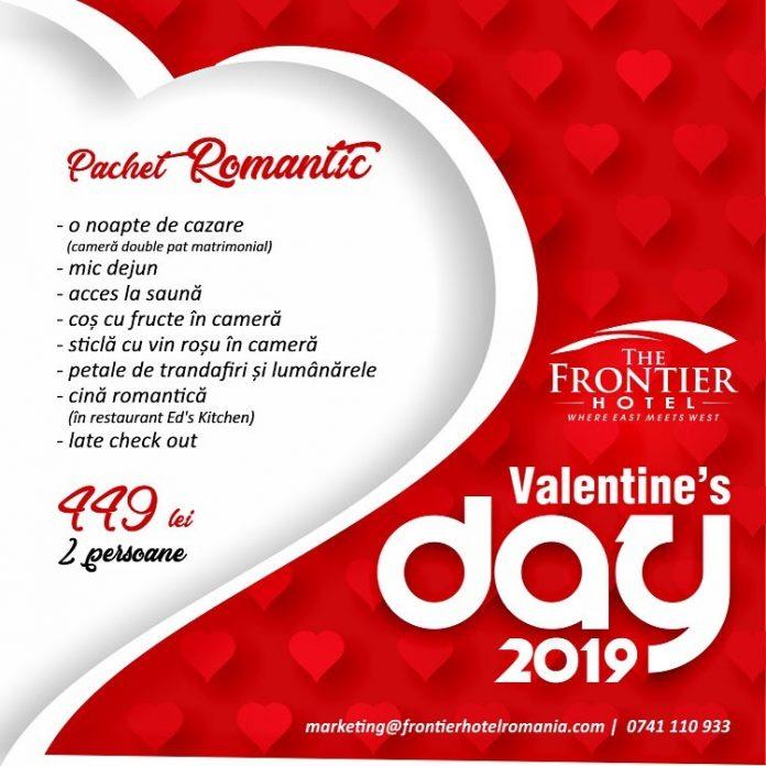 Valentine's Day la The Frontier Hotel