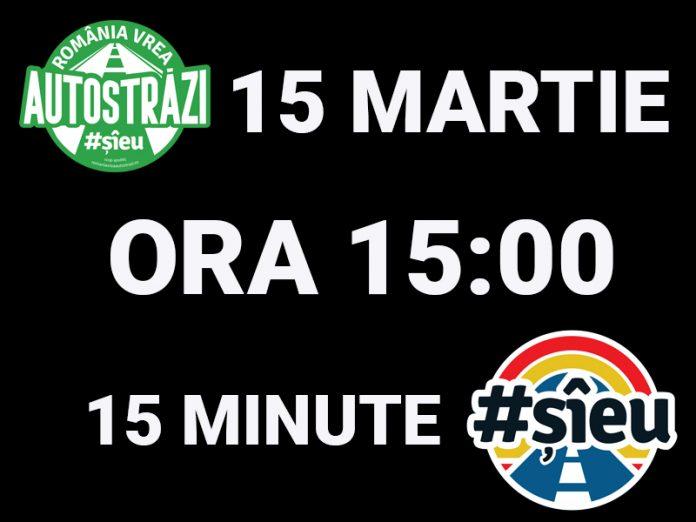 15 martie ora 15 15 minute