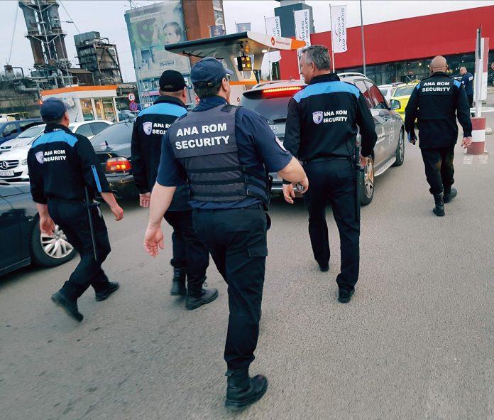 Agent de paza ANA ROM SECURITY