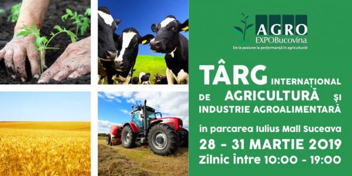 Agro Expo Bucovina SUCEAVA 2019