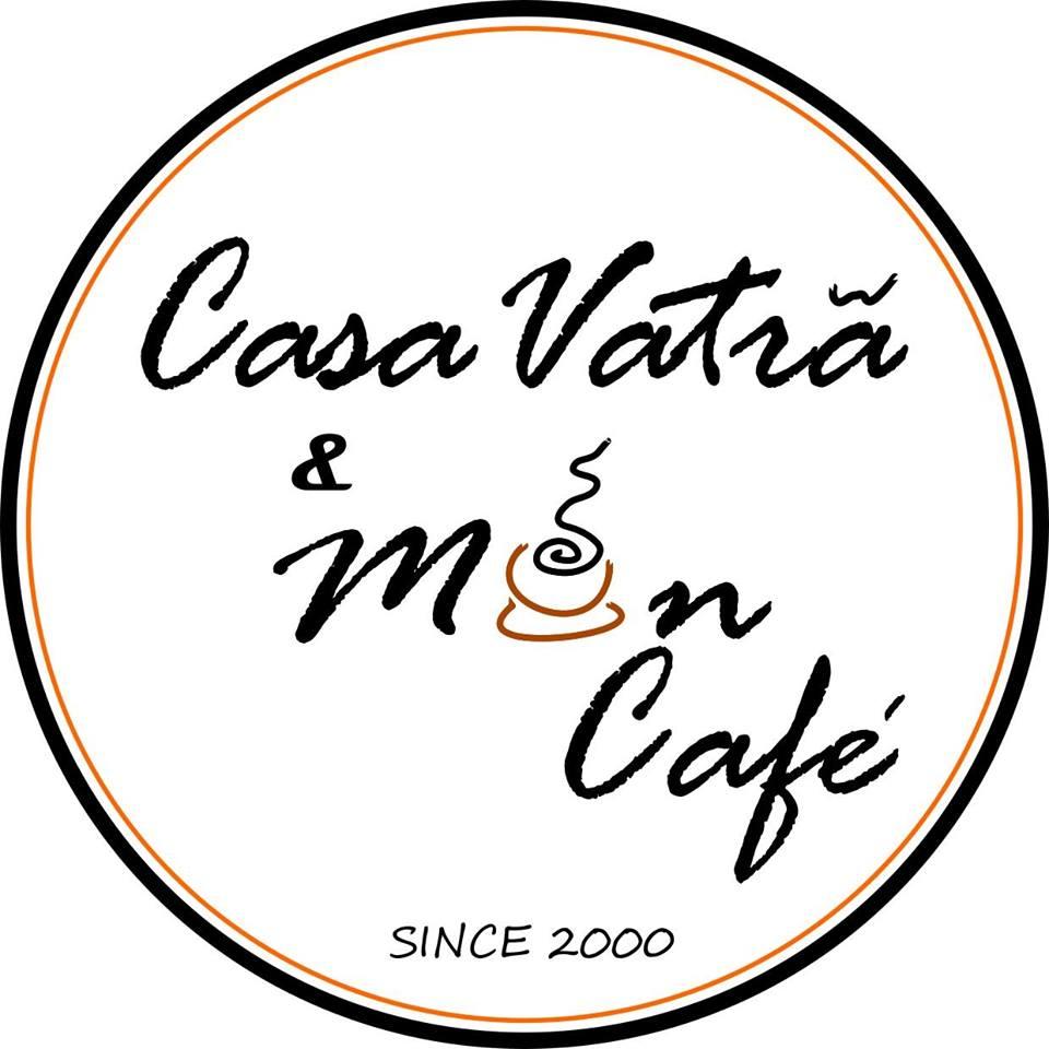 Logo Casa Vatra Mon Cafe