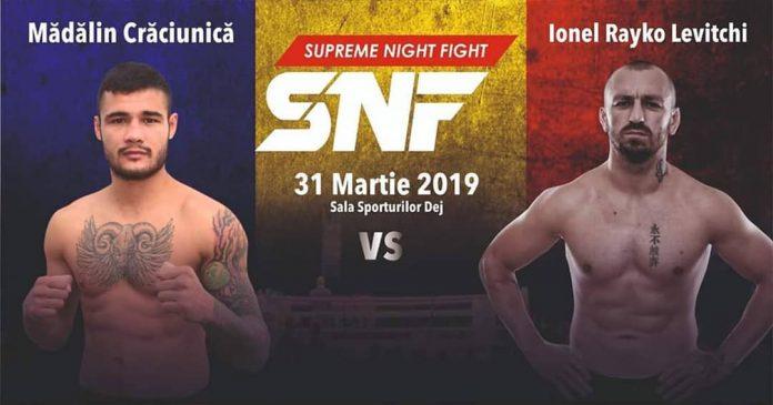 Madalin Craciunica vs Ionel Rayko Levitchi