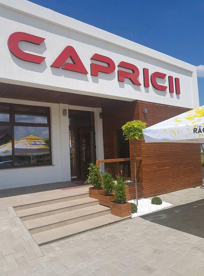 Restaurant Capricii Logo