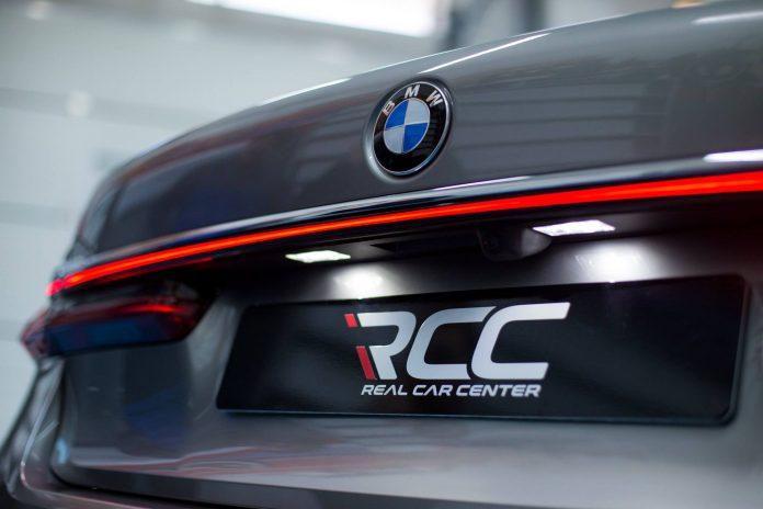 Detaling exterior REAL CAR Center