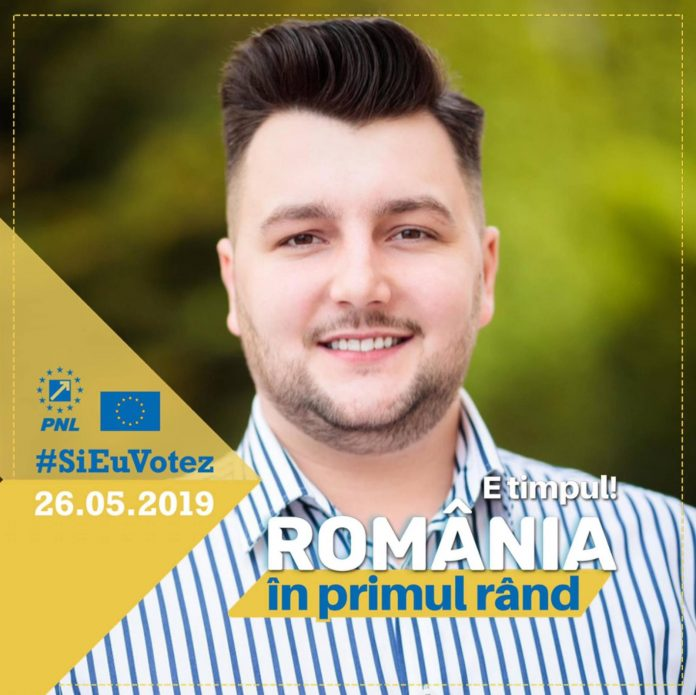 Tibeica Silviu Catalin - presedinte TNL Radauti
