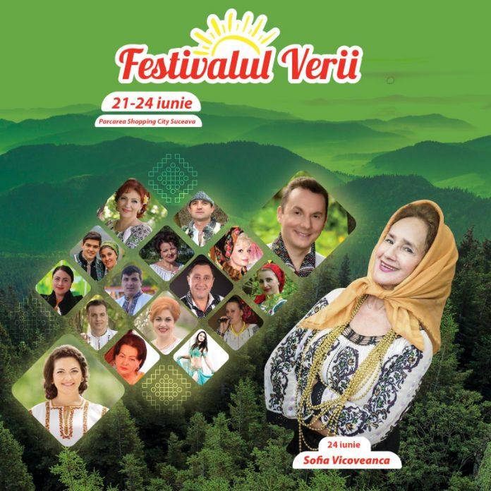 Festivalul Verii 2019 Suceava