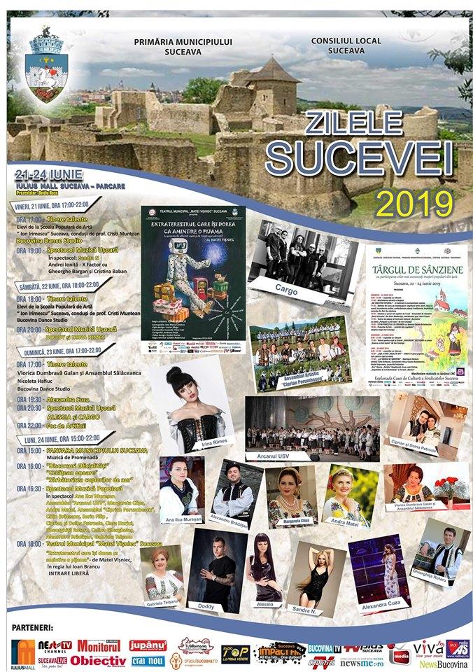 Zilele Sucevei 2019