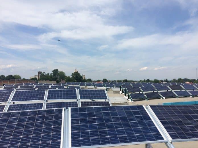 Sistem panouri solare OLINT COM SRL