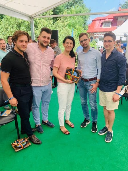 TNL Radauti impreuna cu Violeta Alexandru