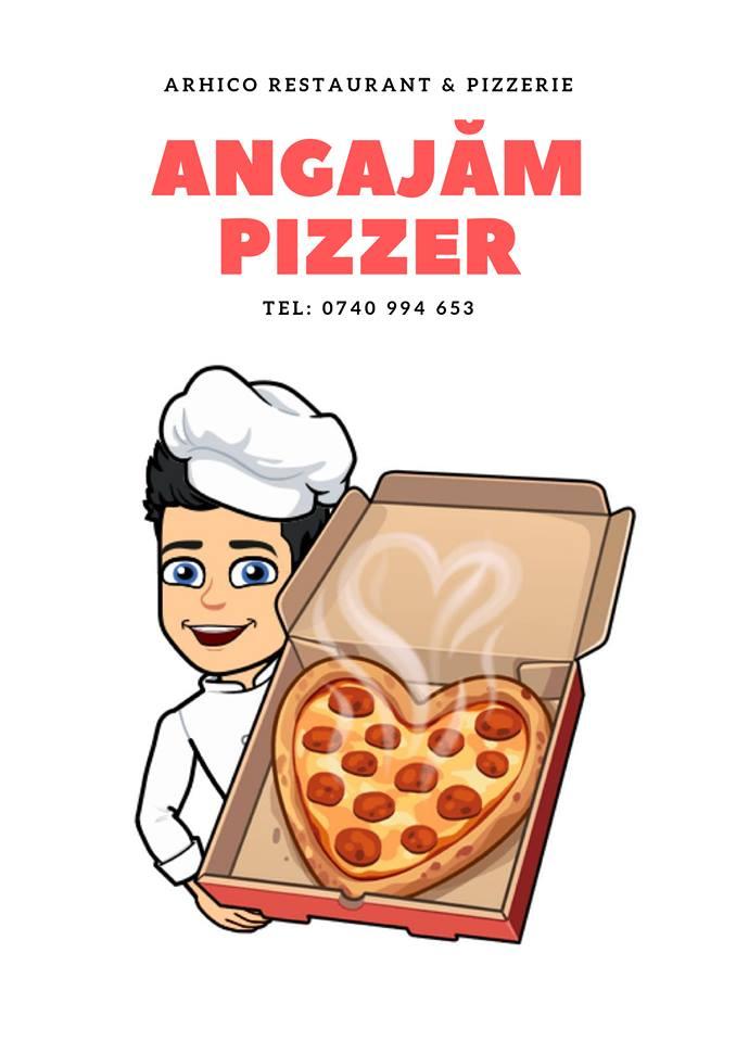Arhico angajeaza pizzer in Satu Mare