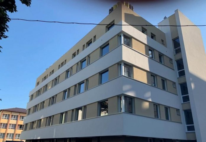 Nou ambulatoriu spitalul judetean Suceava