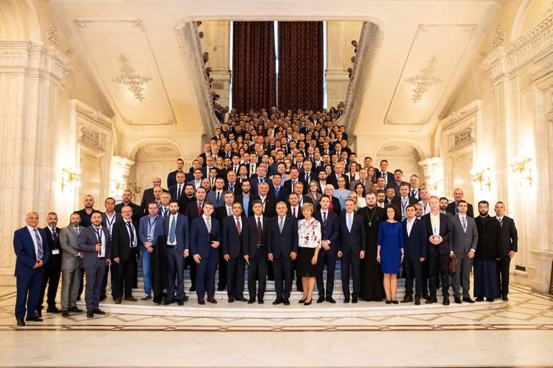 Reuniunea Anuala a Grupului Crestin de Rugaciune la Parlament