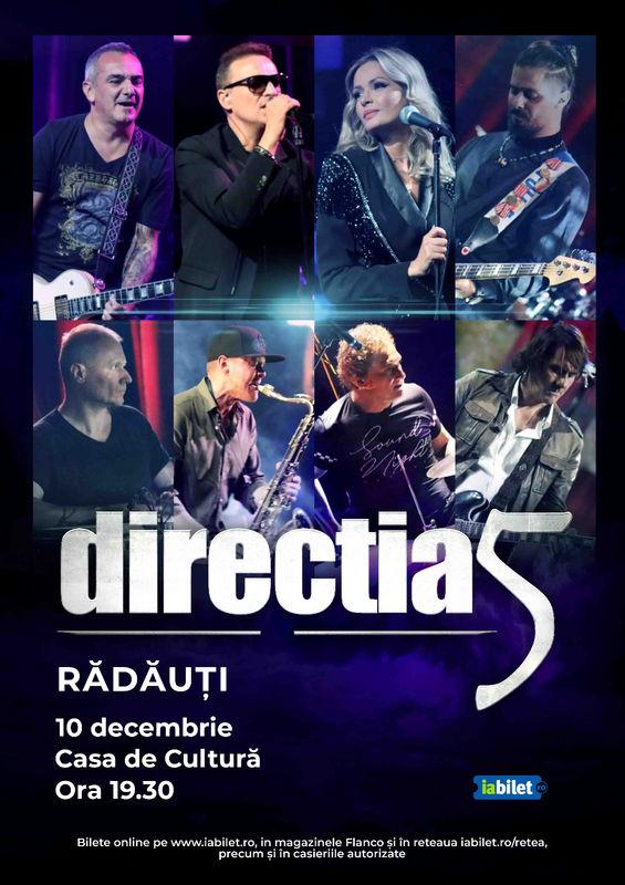 Concert Directia 5 Radauti