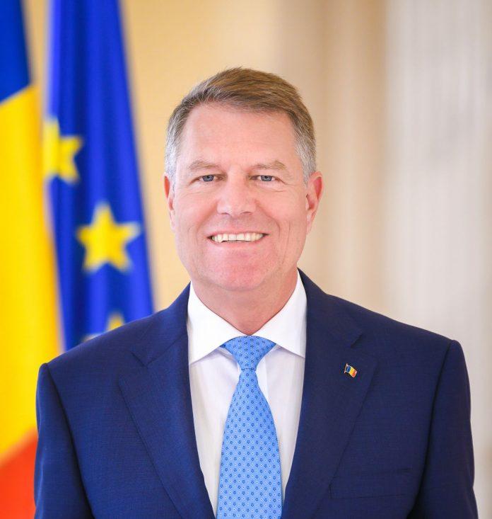 Presedinte Romania Klaus Iohannis