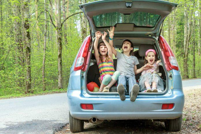 La drum lung cu mașina personală