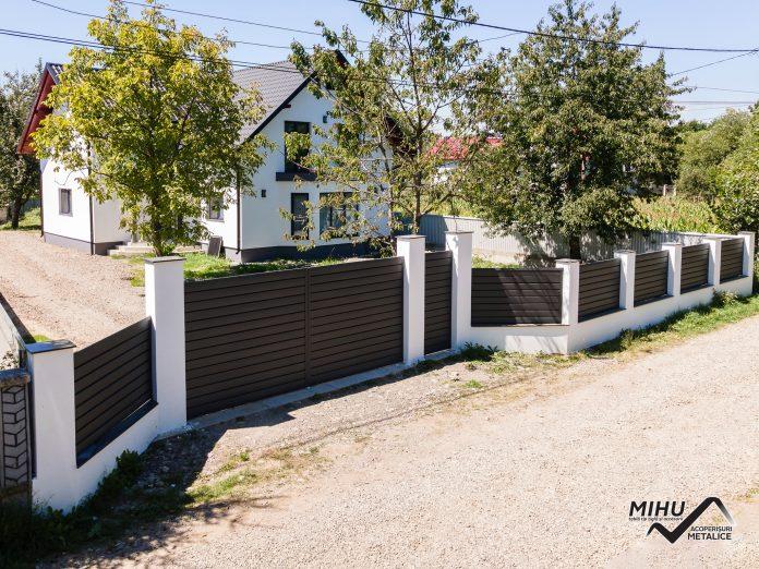 sistem gard metalic BAVARIA