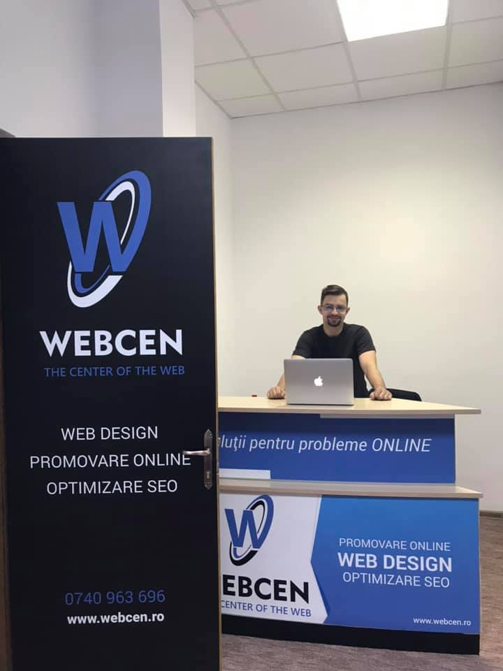 WEBCEN - The Center of the Web Radauti