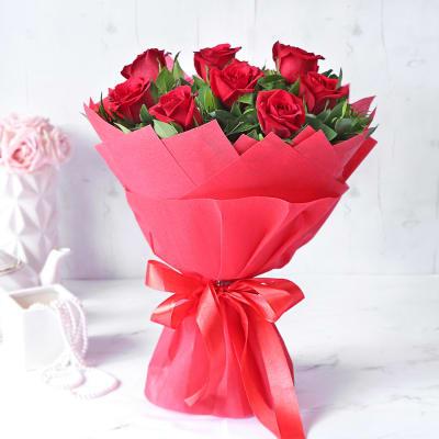Buchet de trandafiri in Radauti