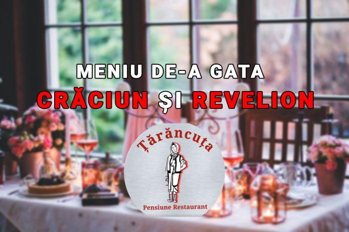 Meniu de-a gata de Craciun si Revelion Restaurant Tarancuta