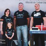 Andrei Chipreanov John Brzenk la Campionatul National de Skandenberg 2021