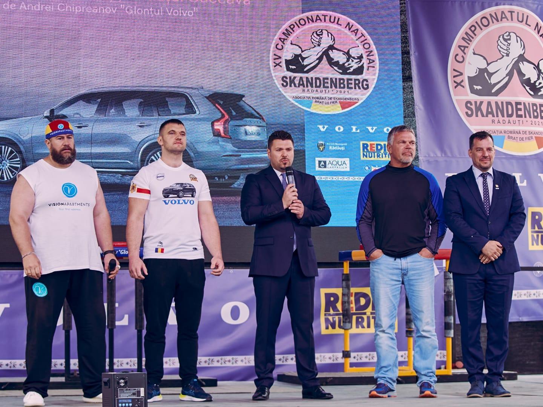 Campionatul National de Skandenberg 2021 Radauti