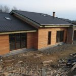 Casa din lemn Mobina