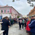 Comemorarea poetului national Mihai Eminescu pe 15 Iunie la Radauti (6)