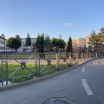 Primăria Rădăuți decorează municipiul cu stema orașului (4)
