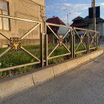 Primăria Rădăuți decorează municipiul cu stema orașului (6)