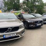 Test Drive Volvo la Campionatul National de Skandenberg