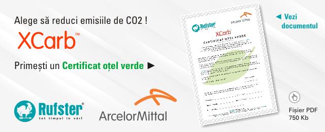 XCarb - certificat verde